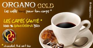 Café Santé Organo Gold :-)